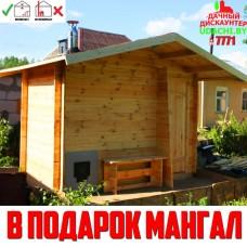 Баня Комфортпром 4,5 м2