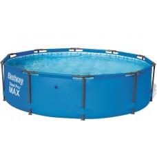 Каркасный бассейн Bestway Steel Pro Max 56408 (305х76)