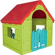 Детский игровой домик Keter Foldable Playhouse 228445
