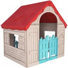 Детский игровой домик Keter Foldable Playhouse 228444