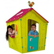 Детский игровой домик Keter Magic Play House 231596