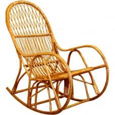 Кресло-качалка из натуральной лозы КК 4