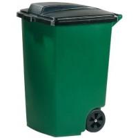 Контейнер для мусора на колёсах REFUSE CONTAINER 100л GRN 532 зелёный