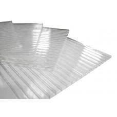 Сотовый поликарбонат Titanplast толщиной 3,8 мм (2,1 x 6 м)