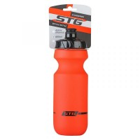 Велофляга STG 600 мл CSB-542M оранжевая