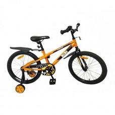 Велосипед BiBi MAX 18 (2020) оранжевый