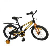 Велосипед BiBi MAX 18 (2020) черный
