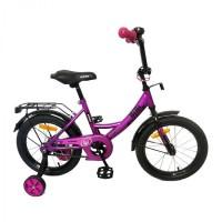 Велосипед BiBi Strike 16 (2020) фиолетовый