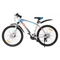 Горный велосипед RS Classic 26» (белый/синий)