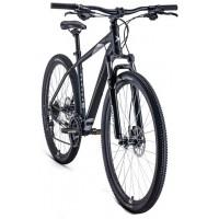 Велосипед Forward Apache 29 3.2 Disc 2021 (черный хром)