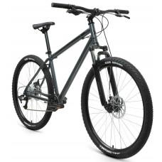 Велосипед Forward Sporting 27.5 2.2 Disc 2021 р.19 темно-серый/черный