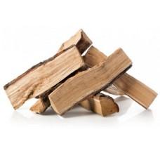 Дрова колотые лиственный микс естественной сушки