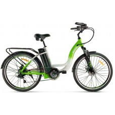 Электровелосипед Eltreco White