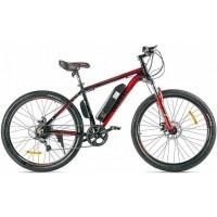 Электровелосипед Eltreco XT 600 D черно-красный