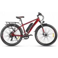 Электровелосипед Eltreco XT 850 new  красно-черный