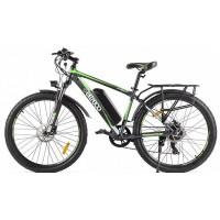Электровелосипед Eltreco XT 850 new  черно-зеленый