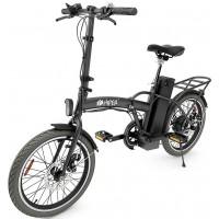 Электровелосипед Hiper HE-BF200 Brown Metallic