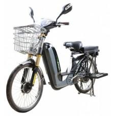 Электровелосипед EL-BI ONE 22-20 черно-серый