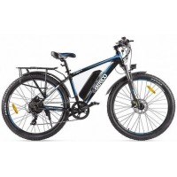 Электровелосипед Eltreco XT 850 new  черно-синий