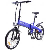 Электровелосипед Hiper HE-BF204 Blue Metallic