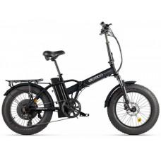 Велогибрид Eltreco MULTIWATT NEW 1000w черный