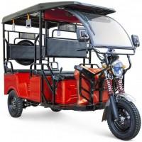 Электротрицикл Rutrike Рикша 60V1000W