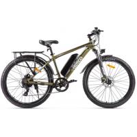 Электровелосипед Eltreco XT 850 new  хаки