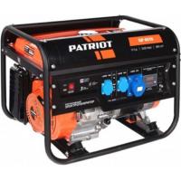Генератор бензиновый Patriot 6510AE