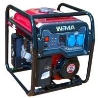 Генератор бензиновый WM 4000i (двиг.WEIMA 230F)