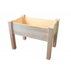 Клумба деревянная на ножках ComfortProm H77 x 104 x 62 cm