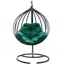 Кресло подвесное ComfortProm Industrial LOFT green