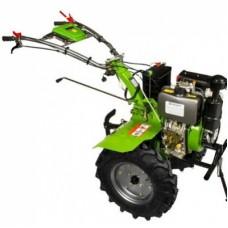 Мотокультиватор Grasshopper GR 135-E (дизель 9 л.с.) (колеса 6,5-12)