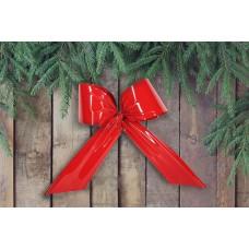 Украшение новогоднее «Бант красный»