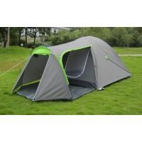 Палатка ACAMPER MONSUN (4-местная 3000 мм/ст) grey