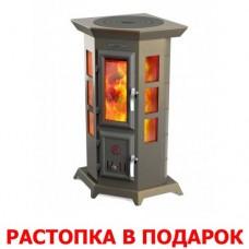 Печь-камин Термофор Статика Квинта