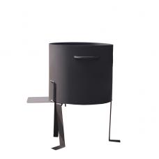 Печь усиленная для казана ComfortProm Самарканд без дымохода