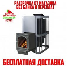 Чугунная печь Этна Шторм 24 (ДТ-4С)