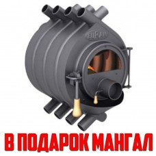 Отопительная печь Буран АОТ-06 тип 00 со стеклом
