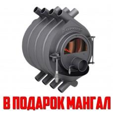 Печь отопительная Бренеран (Буллерьян) АОТ-06 тип 00 дверца со стеклом