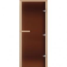 Дверь 800х1800, Везувий, Бронза, матовая