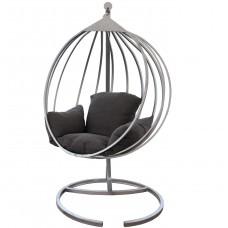 Кресло подвесное ComfortProm Industrial LOFT antique silver