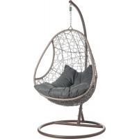 Кресло подвесное Sundays Bounty (темно-серый)