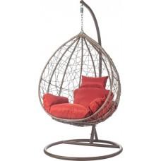 Кресло подвесное Sundays Sunrise (красный)