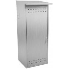 Шкаф ComfortProm для газового баллона оцинкованный